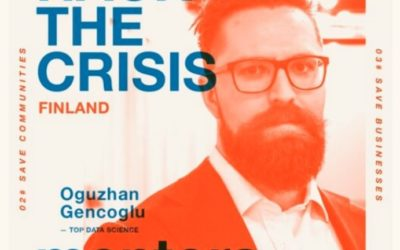 "Mentoring at ""Hack the Crisis – Finland"""