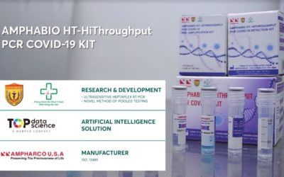 Top Data Science AI enables scalable and highly accurate Covid-19 testing