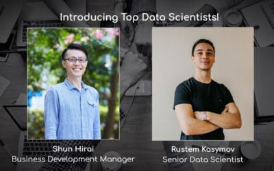 Introducing Top Data Scientists!